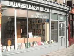 logo: Dreadnought Books