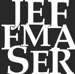 logo: Jeff Maser, Bookseller-ABAA