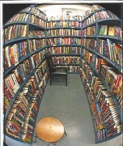 Burke's Book Store store photo