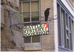 Seattle Mystery Bookshop store photo