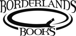 Borderlands Books bookstore logo