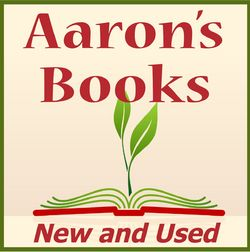 logo: Aaron's Books
