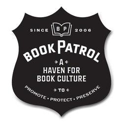 logo: Book Patrol