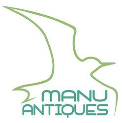 Manu Antiques logo