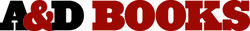 A&D Books bookstore logo