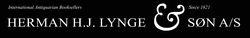 Lynge & Son bookstore logo