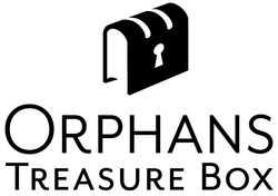 Orphans Treasure Box bookstore logo