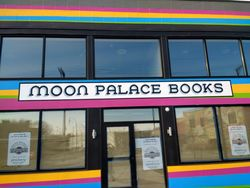 Moon Palace Books store photo