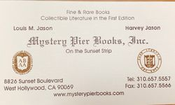 Mystery Pier Books, Inc
