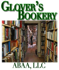 logo: Glover's Bookery, ABAA, LLC