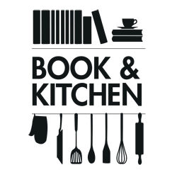 logo: Book and Kitchen Ltd