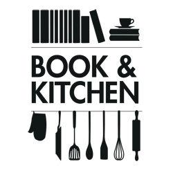 logo: Book and Kitchen Ltd