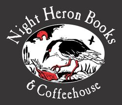 logo: Night Heron Books