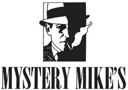Mystery Mike's logo