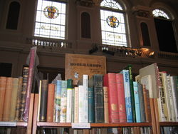 Bookbarrow store photo