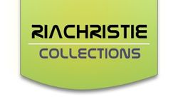Ria Christie Collections bookstore logo