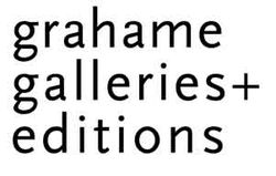 Grahame Galleries and Editions logo