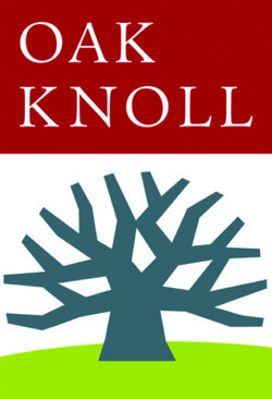 Oak Knoll Books/Oak Knoll Press logo