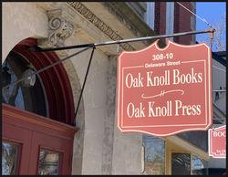 Oak Knoll Books/Oak Knoll Press store photo