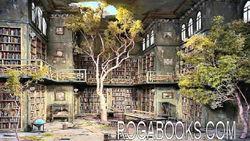 logo: Roga Books