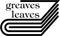 logo: greaves-leaves