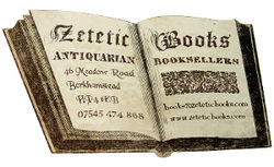 logo: Zetetic Books