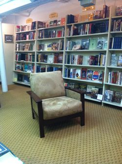 Adamstown Books store photo