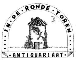In De Ronde Toren bookstore logo