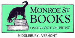 Monroe Street Books bookstore logo