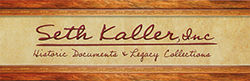 logo: Seth Kaller, Inc.