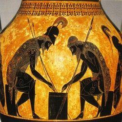 logo: Achilles Art