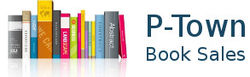 P-Town Book Sales bookstore logo