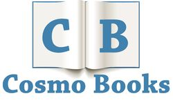 Cosmo Books bookstore logo