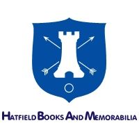 Hatfield Books and Memorabilia bookstore logo
