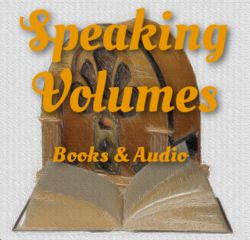 Speaking Volumes Books bookstore logo