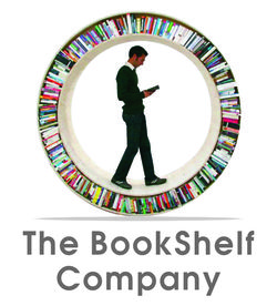 logo: The BookShelf Company