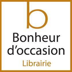 Librairie Bonheur d'occasion logo