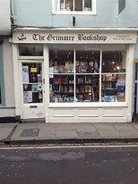 logo: The Grimoire Bookshop