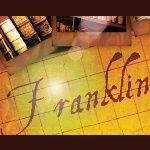The Franklin Bookstore logo