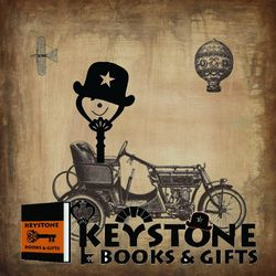 Keystone Books & Gifts logo