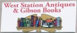 Gibson's Books bookstore logo