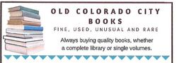 OLD COLORADO CITY BOOKS bookstore logo