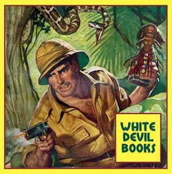 logo: White Devil Books