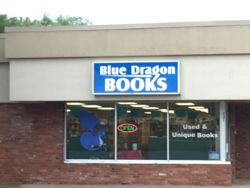 Blue Dragon Books store photo