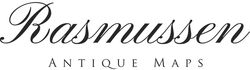 logo: Rasmussen Antique Maps