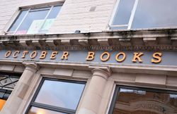 October Books store photo
