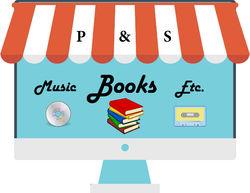 ParlorBooks bookstore logo