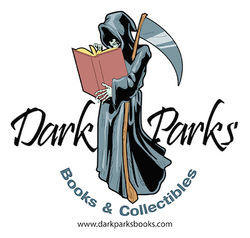 logo: Dark Parks Books & Collectibles