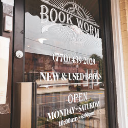 The Book Worm Bookstore, LLC store photo