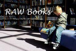 RAW Books store photo